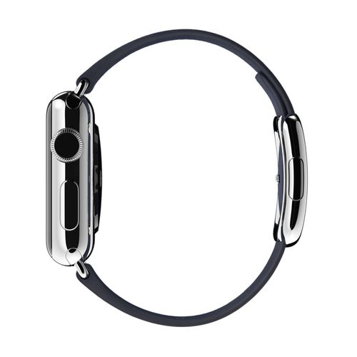 APPLE Watch 38mm Blu Modern Buckle M-Zml (MJ5C2ZM/A)