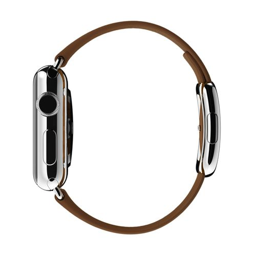 APPLE Watch 38mm Brown Mod Buckle L-Zml (MJ562ZM/A)