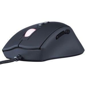 QPAD Mus 8K Pro Gaming Laser Mouse RGB LED (3606)