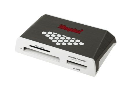 KINGSTON USB 3_0 Hi-Speed Media Reader (FCR-HS4)