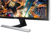 SAMSUNG 28__ U28E590D 16_9 Wide 3840x2160 UHD-TN_ 1ms_ HDMI 2_0x2_ DP 1_2 Metal T-design stand_ Free (LU28E590DS/EN)
