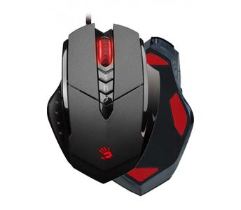 A4TECH Mouse Bloody Gaming V7m USB Holeless Engine - Metal Feet (A4TMYS43940)