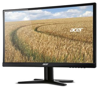 ACER G247HYL - LED-skærm - 23.8 - 1920 x 1080 - 250 cd/m2 - 4 ms - HDMI, DVI, VGA - sort (UM.QG7EE.009)