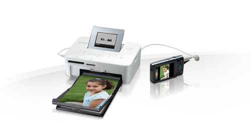 CANON PRINTER SELPHY CP1000, WHITE (0011C012)