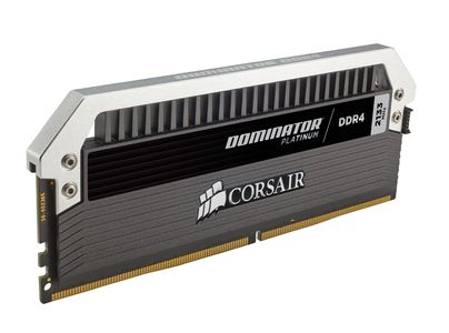 CORSAIR memory D4 2133 16GB C10 Dom kit (CMD16GX4M4B2133C10)