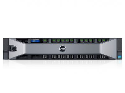 DELL PowerEdge R730 2xE5-2650v4 32GB 300GB Bezel DVDRWPERCH730 iDRAC8 Exp Red 750w 3YNBD (R730-0756)