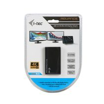 I-TEC DISPLAY VIDEO ADAPTER USB 3.0 1XDP 4K ULTRA HD ACCS (U3DP4K)