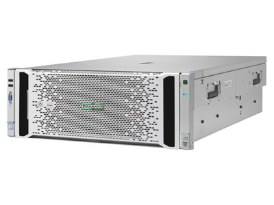 Hewlett Packard Enterprise ProLiant DL580 Gen9 E7-4850v3 4P 128GB-R P830i/4G 534FLR-SFP+ 1200W RPS Server (793310-B21)