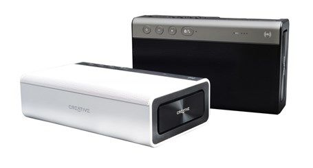 CREATIVE SOUND BLASTER ROAR2 BLUETOOTH-SPEAKER WHITE          IN SPKR (51MF8190AA002)