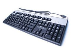 HP Basic Keyboard USB - Swedish Bulk