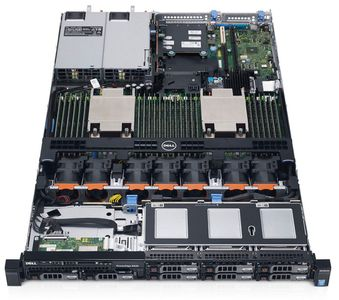 DELL PowerEdge R630 E5-2603v4 8GB 1TB Broadcom 5720 PERC S130 iDRAC8 Exp 3YNBD (R630-0718)