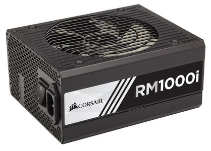 CORSAIR PSU Enthusiast RMi RM1000i 1000W 80 PLUS Gold Fully modular (CP-9020084-EU)