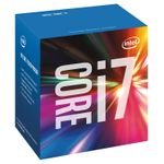Core I7-6700 3,4GHz LGA1151 8MB Cache up to 4,00 GHz FC-LGA14C Skylake Box