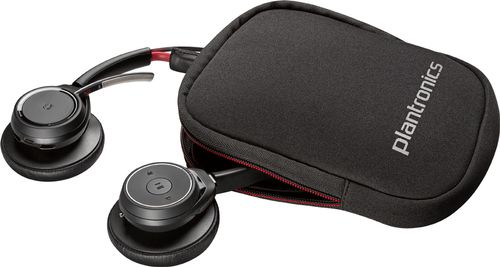 PLANTRONICS VOYAGER FOCUS UC, B825-M NO CHARGING STAND                IN ACCS (202652-04)