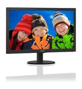PHILIPS Monitor Philips 223V5LHSB2/00, 21.5inch, HDMI, D-Sub