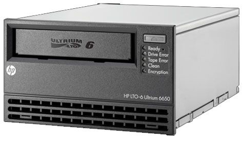 Hewlett Packard Enterprise StoreEver LTO-6 Ultrium 6650 Internal Tape Drive (EH963A)