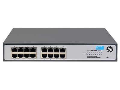 Hewlett Packard Enterprise ProCurve 1420-16G Switch (JH016A#ABB)