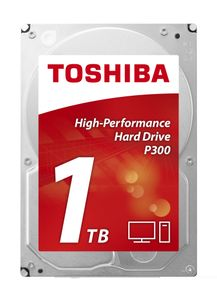 TOSHIBA 3,5'' 1TB Bulk P300 -High-Performance (HDWD110UZSVA)