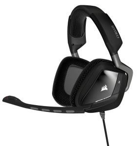 CORSAIR Gaming VOID USB Carbon Black, Gaming Headset (CA-9011130-EU)