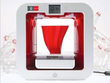 3D SYSTEMS EKOCYCLE CUBE 3D PRINTER                                  IN THER (393000)