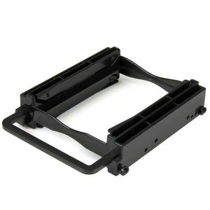 STARTECH Dual 2.5 SSD/HDD Mounting Bracket for 3.5 Drive Bay -Tool-Less Installation	 (BRACKET225PT)