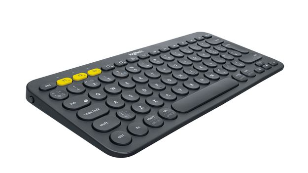 DELTACO Bluetooth Keyboard, Pan Nordic Layout, WinMacOSiOS