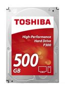 TOSHIBA P300 HIGH-PERFORMANCE HD 500GB 3.5IN SATA - BULK INT