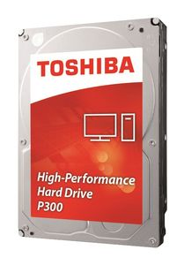 TOSHIBA 3,5'' 2TB Bulk P300 -High-Performance (HDWD120UZSVA)