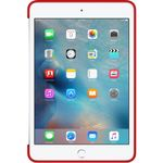 APPLE IPAD MINI 4 SILICONE CASE RED (MKLN2ZM/A)