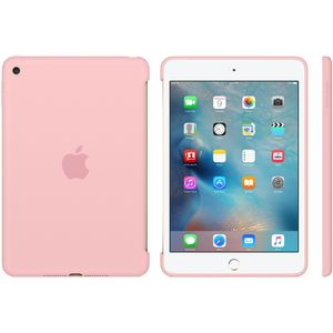 APPLE IPAD MINI 4 SILICONE CASE PINK . (MLD52ZM/A)