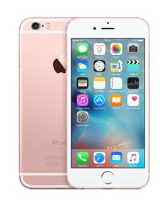 APPLE iPhone 6s 32GB Rose Gold Generisk, 12mnd garanti (MN122QN/A)