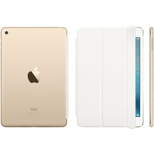 APPLE IPAD MINI 4 SMART COVER WHITE ACCS (MKLW2ZM/A)