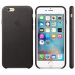 APPLE iPhone6s Leder Case (schwarz) (MKXW2ZM/A)