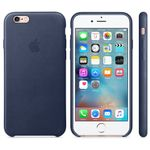 APPLE iPhone6s Leder Case (mitternachtsblau) (MKXU2ZM/A)