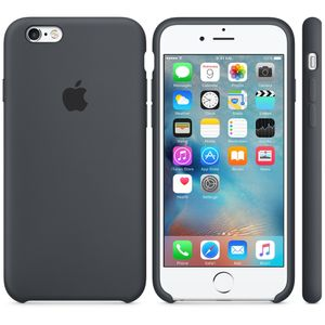 APPLE iPhone 6s Silicone Case Charcoal Grey (MKY02ZM/A)