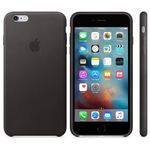 APPLE iPhone 6s Plus Leather Case Black (MKXF2ZM/A)