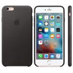 APPLE iPhone6s Plus Leder Case (schwarz) (MKXF2ZM/A)