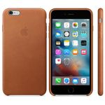 APPLE iPhone6s Plus Leder Case (sattelbraun) (MKXC2ZM/A)