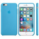 APPLE iPhone 6s Plus Silicone Case Blue (MKXP2ZM/A)