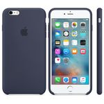 APPLE iPhone 6s Plus Sil. Case Midnight Blue (MKXL2ZM/A)