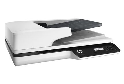 HP ScanJet Pro 3500 f1 Flatbed Scanner (L2741A#B19)