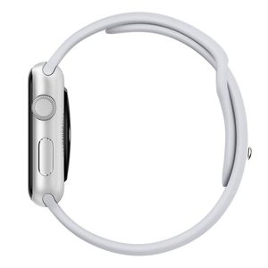 APPLE Watch 42 mm Sport Band nebel (MLJU2ZM/A)