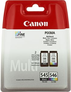 CANON PG-545XL/ CL546XL PHOTO VALUE BL WITH SECURITY SUPL (8286B007)