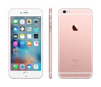 APPLE iPhone 6S Plus 128GB Rose Gold - MKUG2QN/A (MKUG2QN/A)