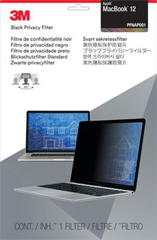 "3M Privacy Filter 12"" Macbook (PFNAP001)"