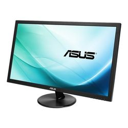 ASUS VP228T 22IN TN LED 1920X1080 250 CD/SQM 1MS VGA DVI           IN MNTR (90LM01K0-B02170)
