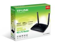 TP-LINK 300M Wireless N 4G LTE Router (TL-MR6400)