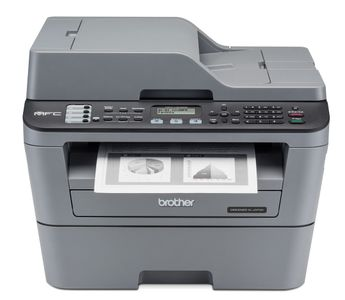 BROTHER Printer Brother MFC-L2700DN MFC-Laser A4 (MFCL2700DNG1)