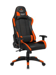 ALPHA GAMER Vega Black/ Orange (AGVEGA-BK-O)