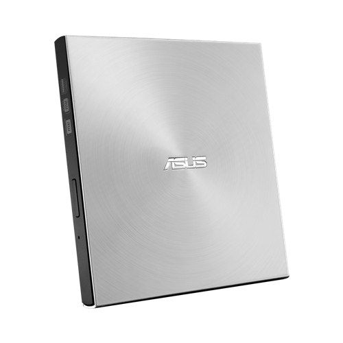 ASUS External DVD write External Slim, USB, Silver (SDRW-08U7M-U/SIL/G/AS/P2G)